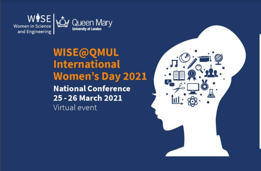 Image of WISE@QMUL conference poster